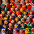 Matryoshka Dolls - Stock Photo