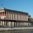 Old National Gallery in Berlin, Germany - Stock Photo