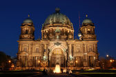 Berlin Cathedral in Berlin, Germany — Zdjęcie stockowe