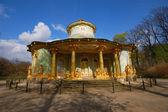 Chiński dom w parku sanssouci — Zdjęcie stockowe