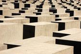 Jewish Memorial in Berlin, Germany — Stock Photo