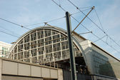 Railway Station Zoological Garden in Berlin, Germany — Stock Photo