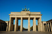 Brandenburger Tor i berlin Tyskland — Stockfoto