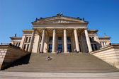 The Concert Hall on the Gendarmenmarkt in Berlin, Germany — Stock Photo