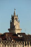 Toren van de kathedraal in avignon, frankrijk — Stockfoto