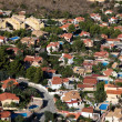 Aerial view of a residential district in southern Spain — Stock Photo #7517018