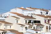 White houses in Altea, Spain — Stock Photo