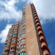 Stock Photo: Highrise building in Benidorm, Spain