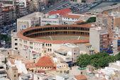 The Plaza de Toros (bullring) in Alicante, Spain — Stock Photo