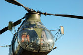 Military Helicopter H-21 — Foto Stock