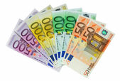 European Money — Foto Stock