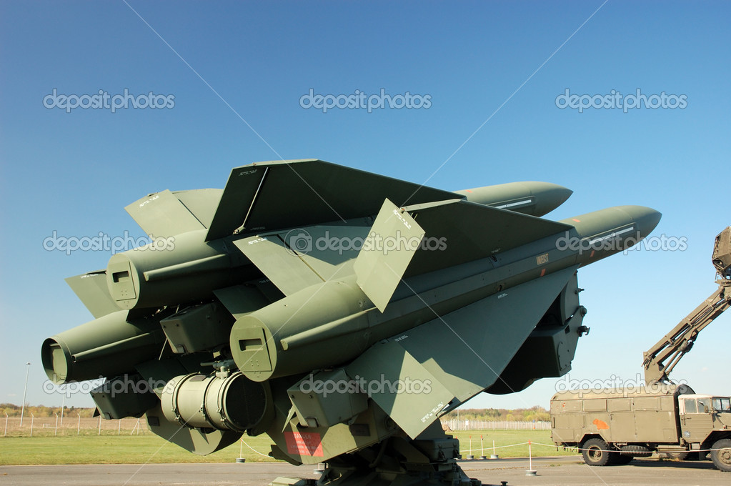 Missiles — Stock Photo #7544347