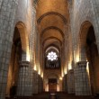 Stock Photo: Interior of the Cathedral in Porto, Portugal