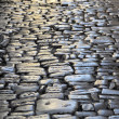 Ancient cobblestone pavement — Stock fotografie #7575455