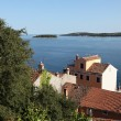 Stock Photo: House at Adriatic Sein Croatia