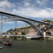 Dom Luis Bridge in Porto, Portugal — Stock Photo