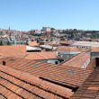 View over Ribeira - the old town of Oporto, Portugal — Stock Photo #7578575