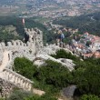 Stock Photo: Castle of the Moors (Castelo dos Mouros) in Sintra, Portugal