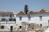 Houses in the old town of Tavira, Algarve Portugal — Stock Photo