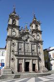 Oude kerk in braga, portugal — Stockfoto