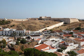 Ancient Fortress Castro Marim in Algarve, Portugal — Foto Stock