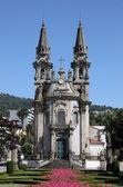 教会ド ギマランエス, ポルトガルに崇められてドス ・ パソス — ストック写真