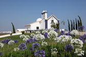 Church near Castro Marim in Algarve, Portugal — Stock Photo
