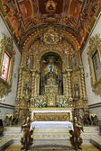 Igreja do Carmo church in Faro, Algarve Portugal — ストック写真