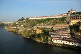 вид на серра монастыря ду-пилар в порту, португалия — Стоковое фото