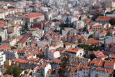 View over the old city of Lisbon, Portugal — Stock Photo