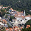 Aerial view of Sintra, Portugal — Stock Photo