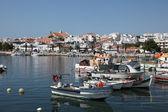 Starego portu w lagos, portugalia — Zdjęcie stockowe