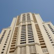Stock Photo: Highrise building in Dubai