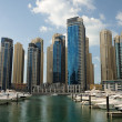 Dubai Marina, United Arab Emirates — Stock Photo