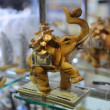 Elephant at Sovenir Shop in Dubai — Stock Photo