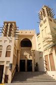 Traditionelle arabische gebäude in dubai — Stockfoto