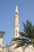 Jumeirah Mosque in Dubai, United Arab Emirates — Stock Photo