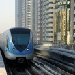 Metro Train in Dubai — Stock Photo #7793941