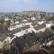 View of town Siegen, Germany — Stock Photo