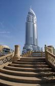 The Address Hotel in Dubai, United Arab Emirates — Stock Photo