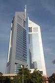 Les tours d'emirates à dubaï, émirats arabes unis — Photo