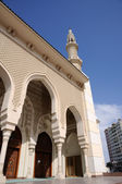 Detail of a mosque in Sharjah City — Stock Photo