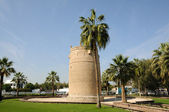 Ancient tower in Dubai — Stok fotoğraf