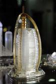 Burj al Arab in Dubai at Souvenir Shop — Stock Photo