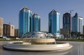 Modern Buildings in Sharjah City — Stock Photo