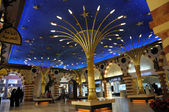 Gold Souk in Dubai Mall — Stock Photo