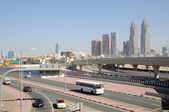 Al Sufouh Road in Dubai — Stock Photo