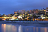 Resort Playa del Duque, Canary Island Tenerife, Spain — Stock Photo