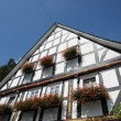 Half timbered house in Freudenberg, Germany — Stock Photo