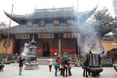 Jade Buddha Temple in Shanghai, China — Stock Photo